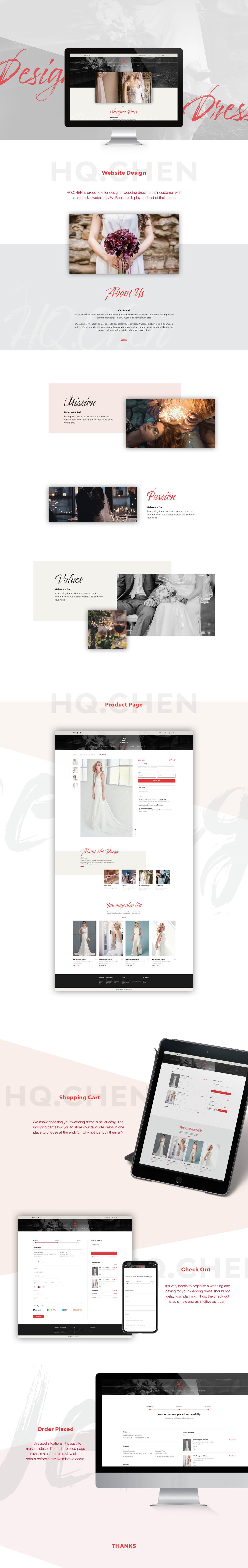 HQ. CHEN website