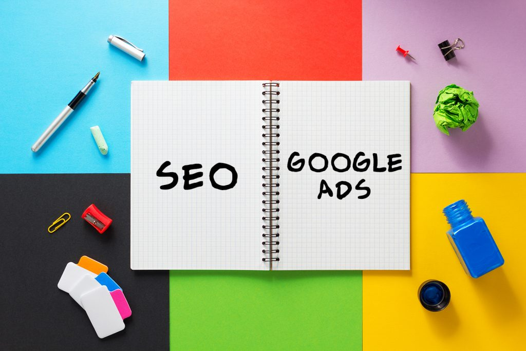 SEO and Google Ads