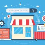 search local shop graphic