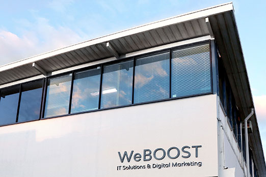 WeBOOST Office Exterior